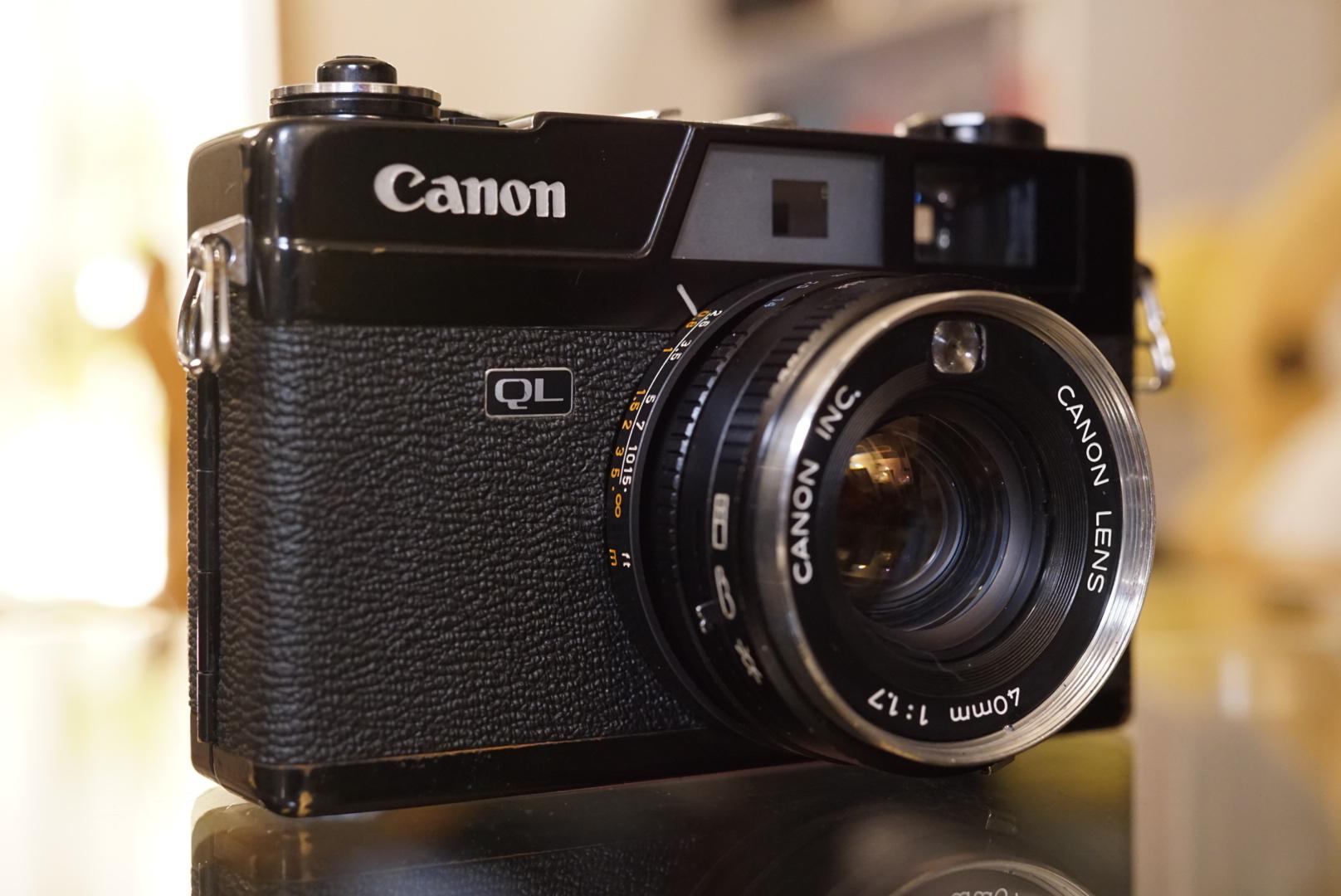 New Canonet QL17