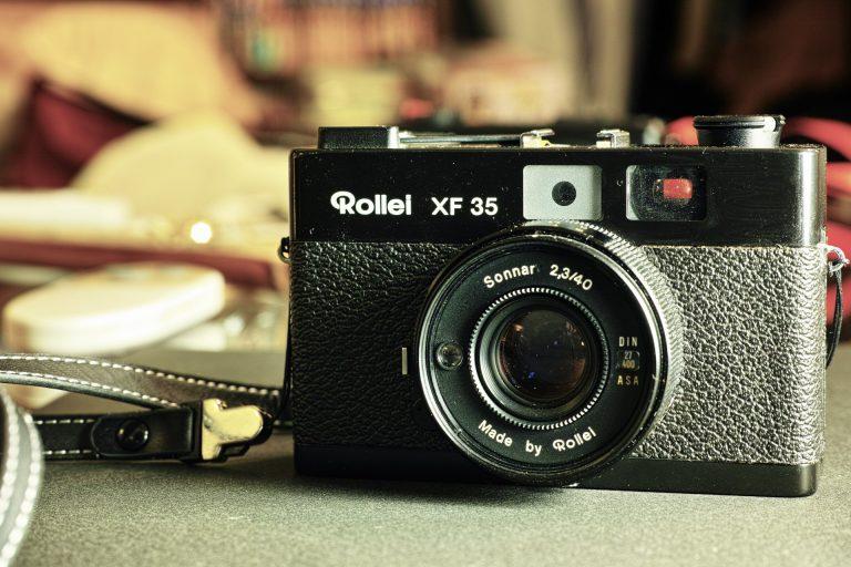 Rollei XF35 写真