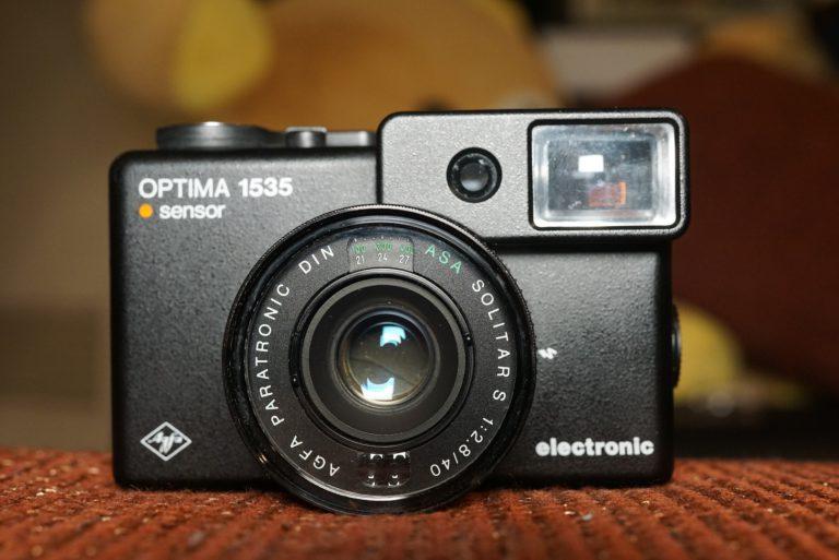 AGFA OPTIMA sensor 1535