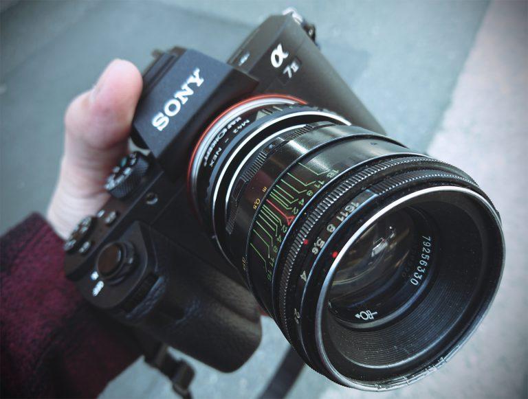 Helios-44-2 58mm F2.0
