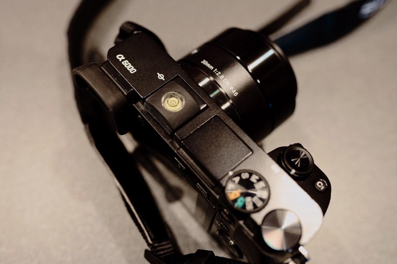 α6000譲渡と30mm F2.8 DN Art