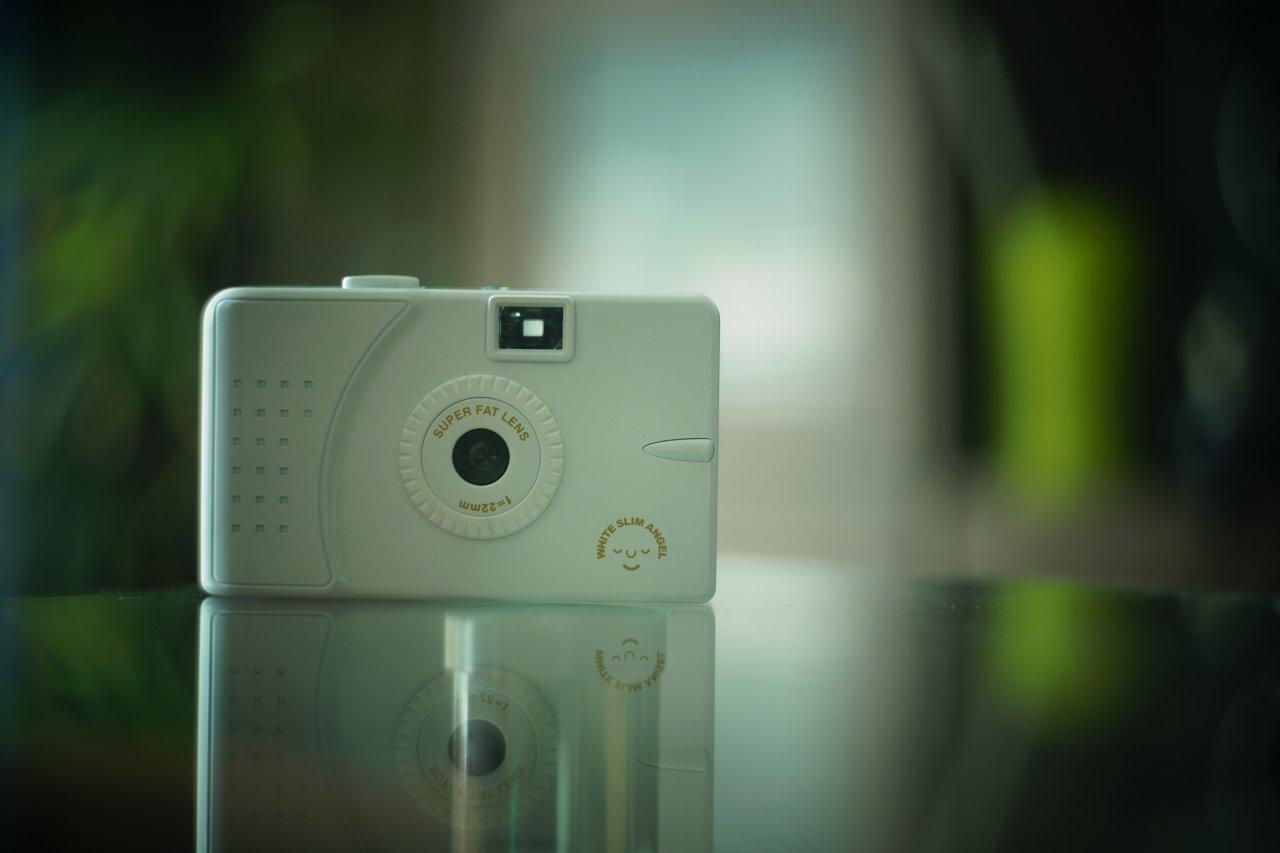 White Slim Angelというカメラ
