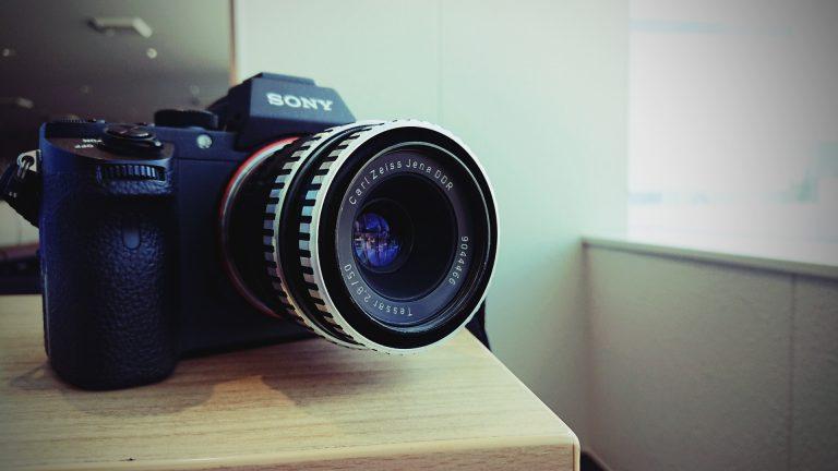 Carl Zeiss Jena TESSAR 50mm F2.8