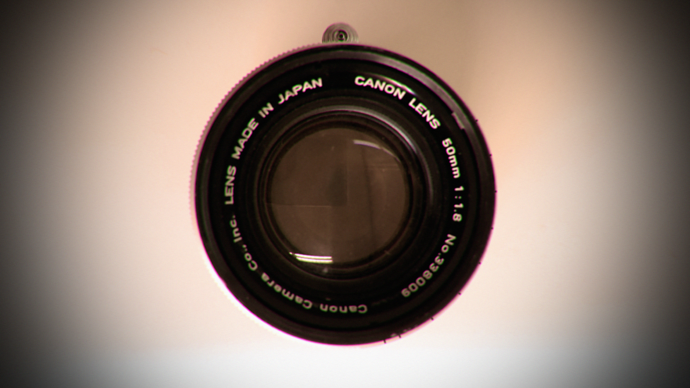 Canon Lens 50mm F1.8