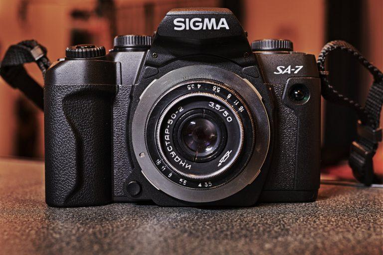 SIGMAユーザーにオススメのフィルム一眼レフはやっぱSIGMA