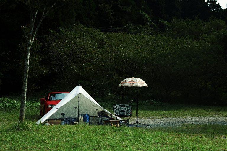 ソロキャンプ3回目